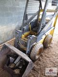 New Holland skid steer model ls125 with hours