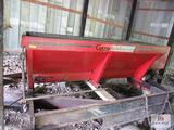 Curtis ts-17 spreader with hide a way hydraulics