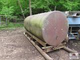 approx. 1500 gal. fuel tank