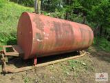 approx. 2000 gal. fuel tank