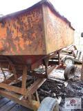 orange gravity wagon