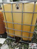 330 gal. storage tank