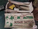 rotary tattoo pliers