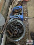 (2) Tub Of Misc Bolts