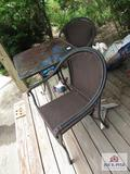 Patio Chairs And Table