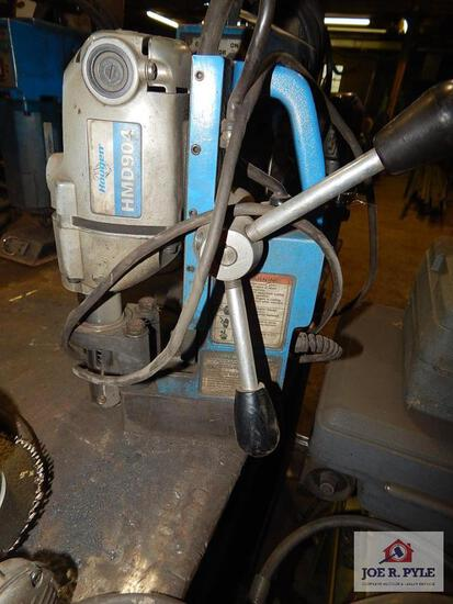 Hougen HMD 904 Magnetic Drill