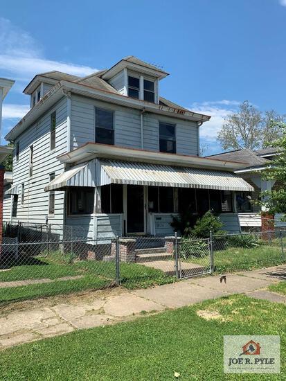 1824 9th Avenue Huntington , WV 25703