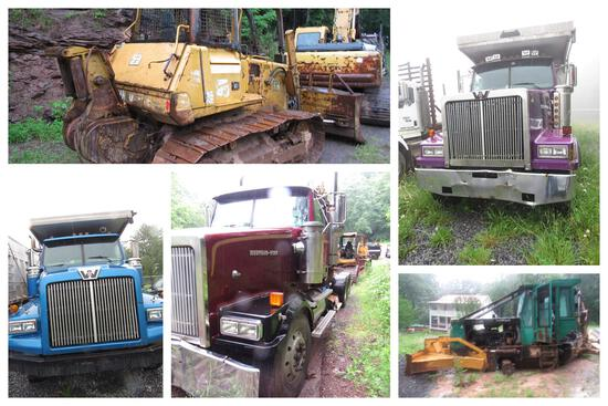Bank-Ordered Truck & Equipment Auction