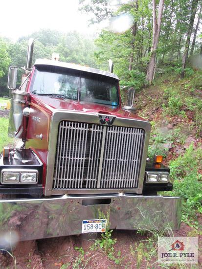 2006 Western Star 4900 Road Tractor