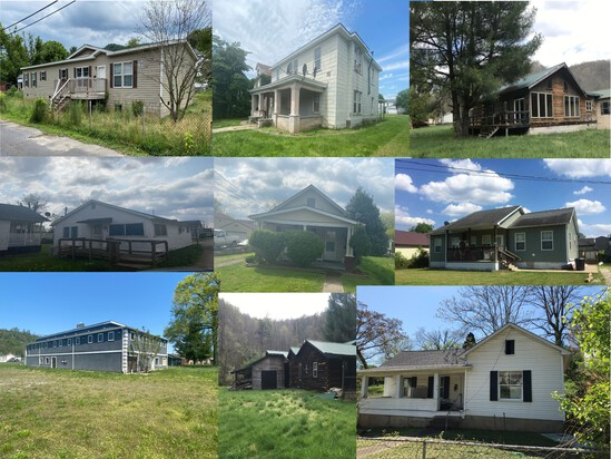 30+ Properties in West Virginia, Ohio, & Kentucky