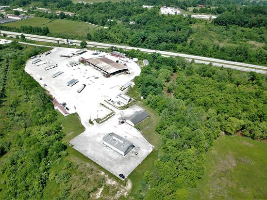 20+ Acres of Prime Commercial Property on I-77