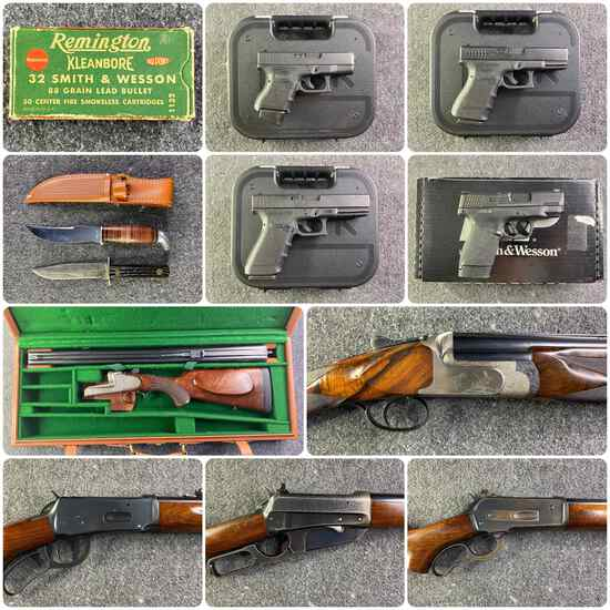 Evening Auction - Guns, Ammo, Gold & Silver Coins