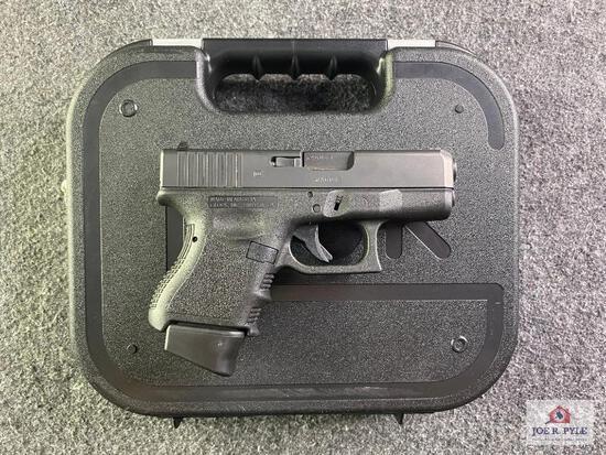 {9} Glock Model 27 .40 S&W |SN: WAG043
