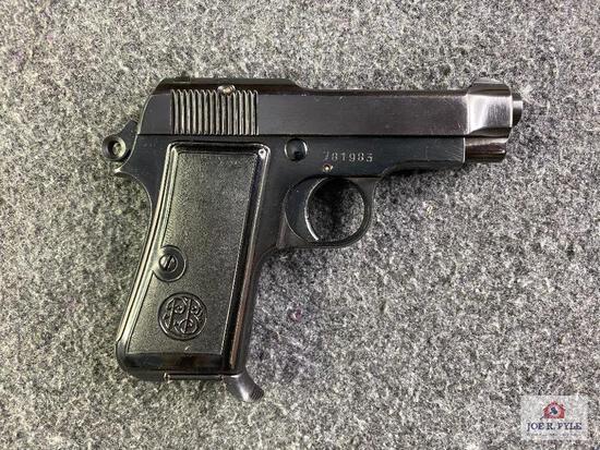 {6} Beretta 1952 Model 7,65mm |SN: 781983