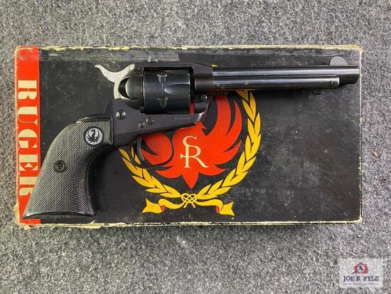 {21} Ruger Single Six .22 LR |SN: 111404