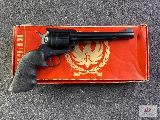 {23} Ruger New Model Blackhawk .357 Mag |SN: 33-72844