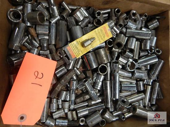 Miscellaneous name brand sockets