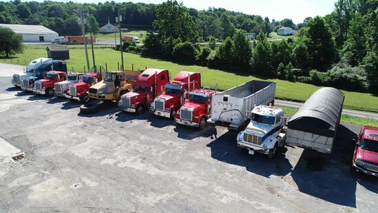 Sawmill Equipment, Trucks, Heavy Equipment, & more