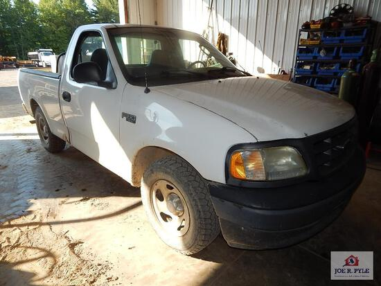 2003 Ford F150 2 WD (161,000 miles) VIN: 1FTRF17293NA81834
