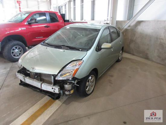 2008 Toyota Prius, VIN # JTDKB20U187707130