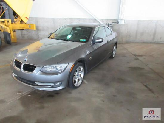 2012 BMW 3 series Passenger Car, VIN # WBAKF9C58CE859022