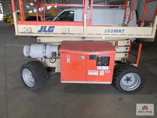 JLG Model 260 MRT Scissor Lift
