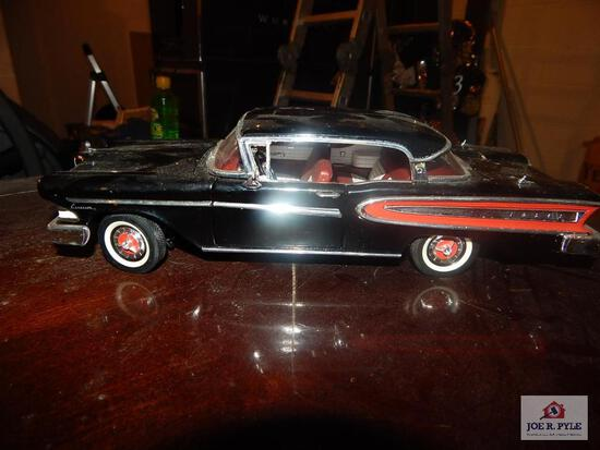 """Road legend 1958 Ford Edsel Cition 1/18"""" scale metal car"""