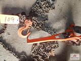 Chain Come along 1-1/2 ton