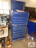 Kobalt stack on rolling tool chest
