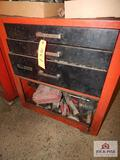 Power Craft rolling tool chest