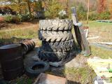 1 Lot of tires