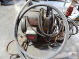 1500 PSI pressure washer