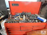 Snap-On tool box w/ contents