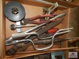 1 Lot of spud wrench, 3/8