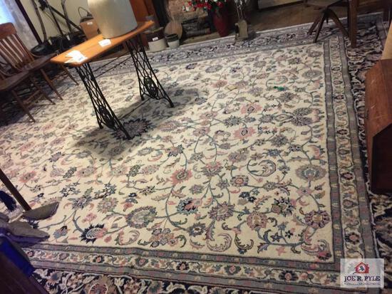Modern room size rug 10 x 12