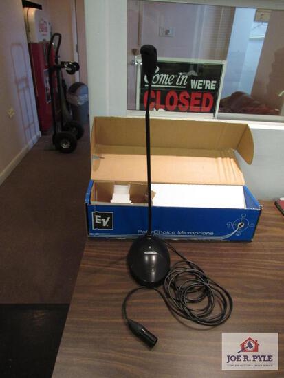 Polar Choice Microphone Model Pc Desk Top -18