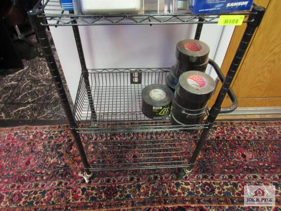 3 Tier Cart With Wheels
