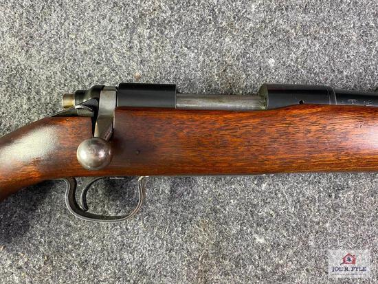 {27} Remington 722 .257 RBTS | SN: 107301