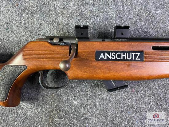 {30} Anschutz 1415 .22 LR | SN: 3021240