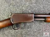 {12} Winchester 62 .22 S, L, LR | SN: 71163
