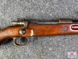 {86} Turkish Mauser Model of 1944 8mm | SN: 4700