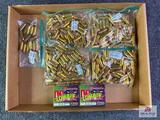 {199} Lot of 10mm and .40 S&W ammo (approx. 217 rds of 10mm; 40 rds of .40 SW)