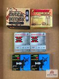 {200} Lot of .45/410 ammo: 40rds of .410; 20 rds of .45 LC