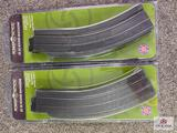 {205} Two Plinker Tactical 35-rd .22 magazines (fits S&W MP15-22)