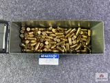 {168} Ammo can containing approx. 970 rds of Armscor .45 ACP ammo