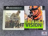 {144} Armasight night vision optic goggle kit only