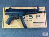 {74} German Sports Guns Model GSG-5 P .22 LR | SN: A316285