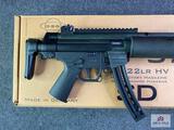 {75} German Sports Guns Model GSG-522 SD Carbine .22 LR | SN: A383751