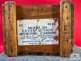 {8} Winchester Model 94 Shipping Crate