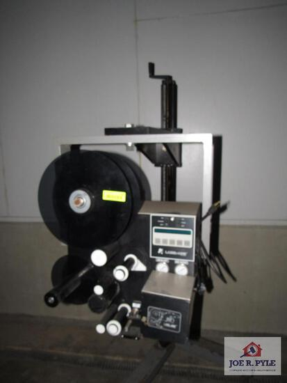 Label-Aire Inc. Model 2111Cd-1230 Sn 02041600012